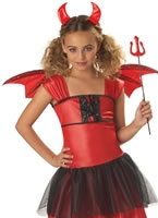 Devil Darling Childrens Costume