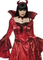 Devil's Temptress Costume [31903]