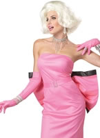 Diamonds Marilyn Costume