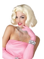 Diamonds Marilyn Wig