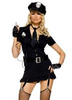 Dirty Cop Costume [83344]