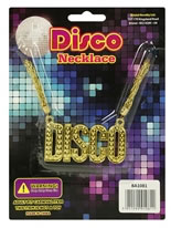 Disco Necklace [BA1081]