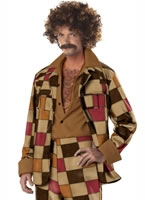 Adult Disco Sleazeball Costume [00919]