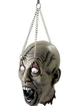Deluxe Dismembered Latex Head [36693]