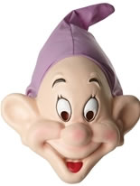 Adult Disney Snow White Dopey Mask [4750]