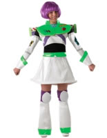 Disney's Miss Buzz Lightyear Costume