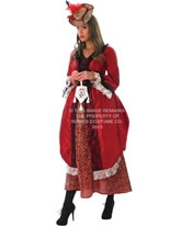 Adult Disney's The Lone Ranger Red Harrington Costume [887132]