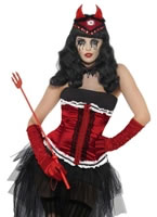Adult Diva Demonique Costume [38684]