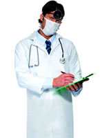 Adult Doctor Costume [22192]