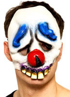 Dopey the Clown Mask [36540]