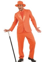 Adult Dumb & Dumber Lloyd Christmas Tuxedo Costume