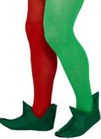 Elf Boots Green [21449]