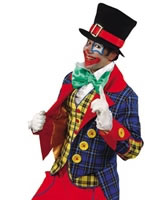 Adult Elite Clown Costume