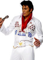 Adult Elvis American Eagle Costume [36101]