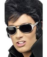 Elvis Shades Silver [29156]