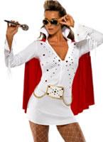Adult Elvis Viva Las Vegas Costume [33252]