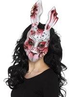 Evil EVA Bunny Mask