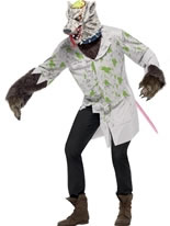 Adult Experiment Lab Rat Costume