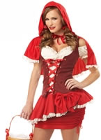 Eye Candy Red Riding Hood Costume