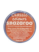 Snazaroo Orange Face & Body Paint