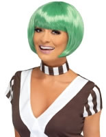 Adult Ladies Oompa Loompa Wig