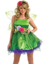 Adult Fairy Nymph Costume [FS3181]