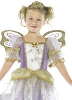 Fairy Princess Childrens Costume [36331]