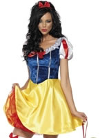 Fairytale Snow White Costume [30195]