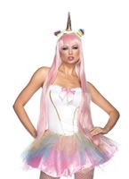 Adult Fantasy Unicorn Costume [85010]
