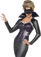 Adult Feline Super Hero Costume