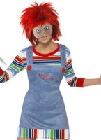 Female Chucky Costume [39099]