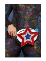 Fever Americana Sequin Star Bum Bag [61161]