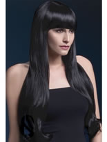 Fever Bella Wig Black [42529]