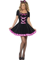Fever Cutie Kitty Costume [21336]