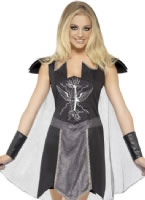 Adult Fever Dark Warrior Costume [45358]