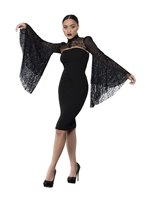 Fever Deluxe Gothic Sleeve Shawl