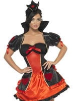 Fever Fairytale Queen Costume