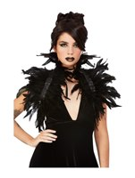 Fever Feather Bolero