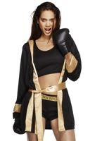 Adult Fever Knockout Costume [31126]