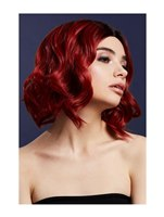 Fever Kourtney Wig Ruby Red