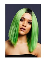 Fever Kylie Wig Lime Green