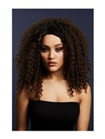 Fever Lizzo Wig Dark Brown [72100]