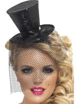 Fever Mini Top Hat [32927]