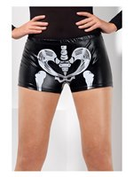 Fever Miss Skeleton Whiplash Hotpants [44819]