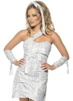 Fever Mummy Bedazzle Costume [24159]
