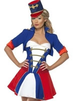 Adult Fever Naughty Nutcracker Costume