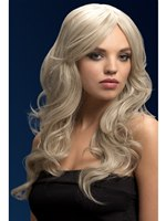 Fever Nicole Silver Blonde Wig [43534]