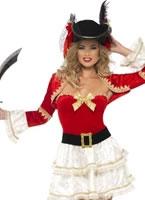 Fever Plentiful Pirate Costume [26038]