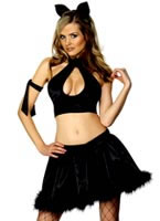 Adult Fever Pussy Glamour Costume