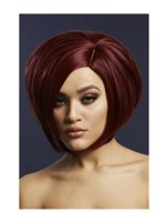 Fever Savanna Wig Deep Red